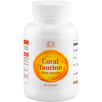 Coral-Taurine