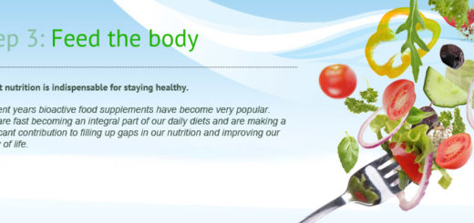 The concept of health. 4 steps to health. Step 3.