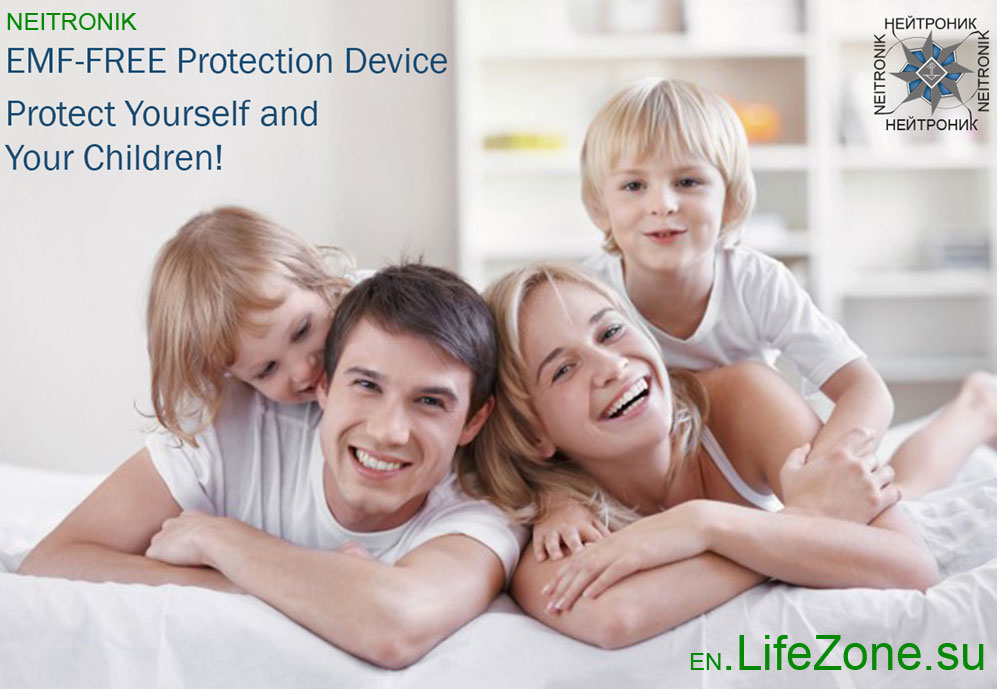 Neitronik is a EMF protection device N1